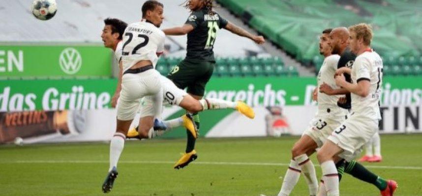 Айнтрахт Франкфурт победи с 2:1 Волфсбург bet365