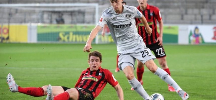 Байер Леверкузен победи с 1:0 Фрайбург bet365