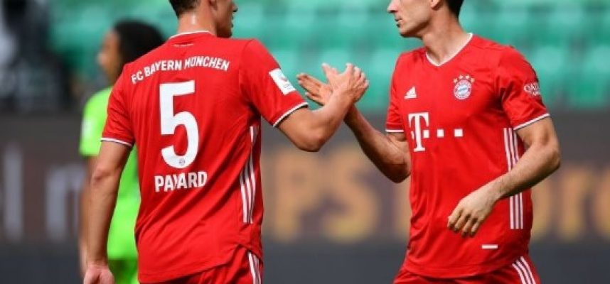 Байерн (Мюнхен) победи с 4:0 Волфсбург bet365