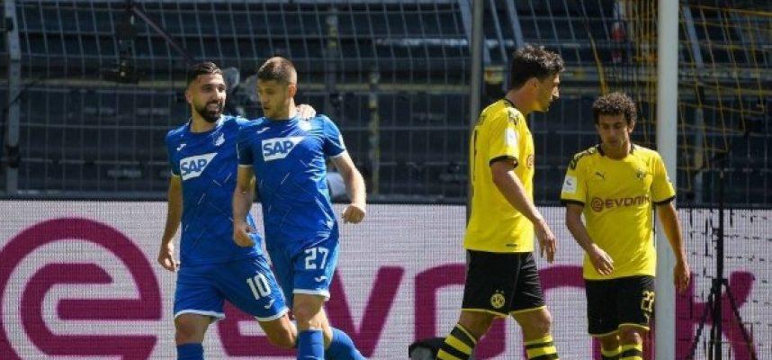 Хофенхайм постигна победа с 4:0 при гостуването си на Борусия (Дортмунд) , bet365