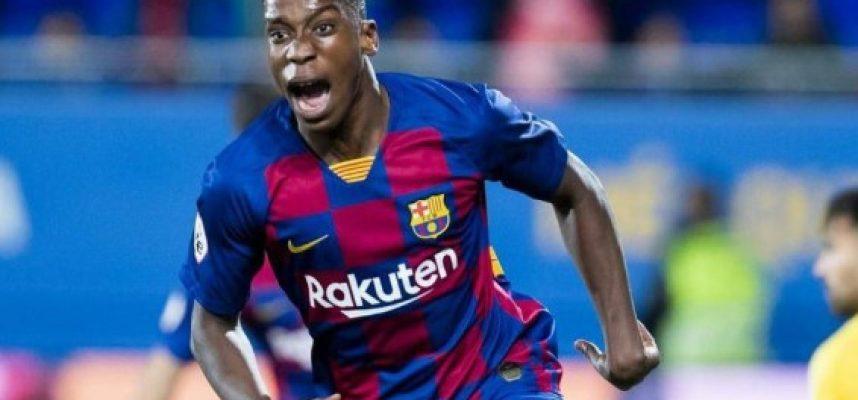 От Барселона са отказали предложението за наем на РБ (Лайпциг) за Илаиш Мориба bet365