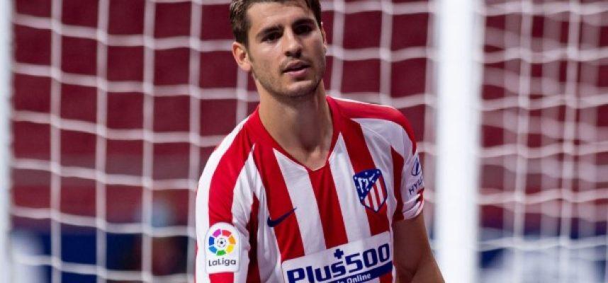 Ювентус привлече под наем нападателя на Атлетико Мадрид Алваро Мората bet365