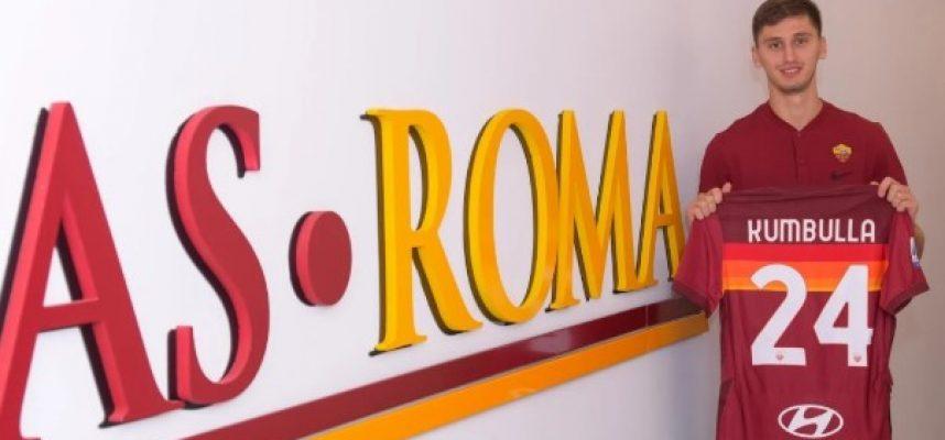 Рома официално обявиха привличането на Мараш Кумбула от Верона bet365