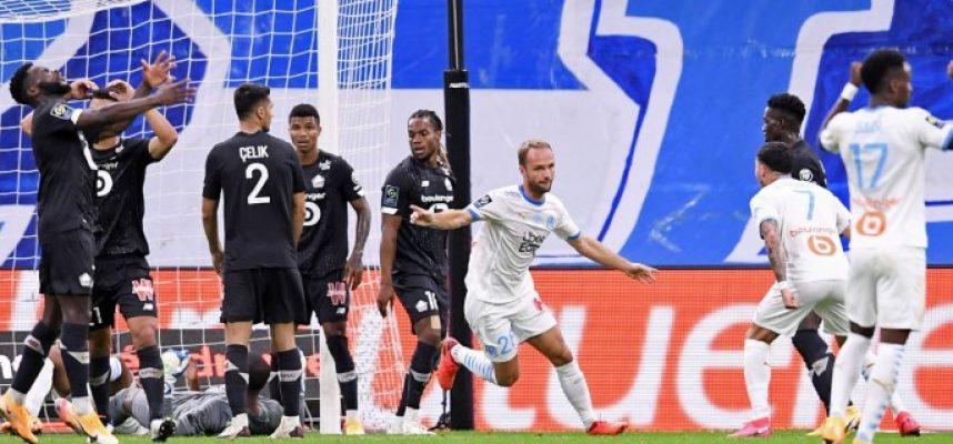 Марсилия завърши 1:1 срещу гостуващия Лил bet365