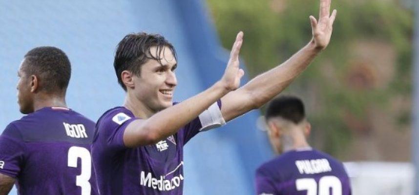 Ювентус отново се насочва към крилото на Фиорентина Федерико Киеза bet365