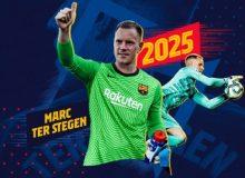 Четирима основни играчи на Барселона подновиха договорите си с клуба bet365