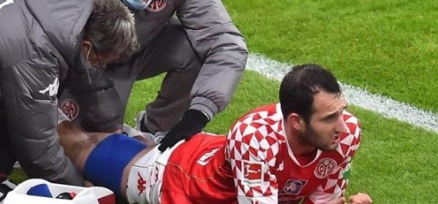 Левин Йозтунали ще бъде извън игра между четири и шест седмици заради мускулна контузия bet365