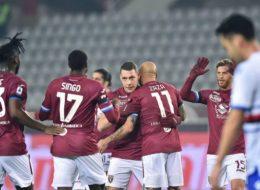 Торино и Сампдория завършиха при резултат 2:2 bet365