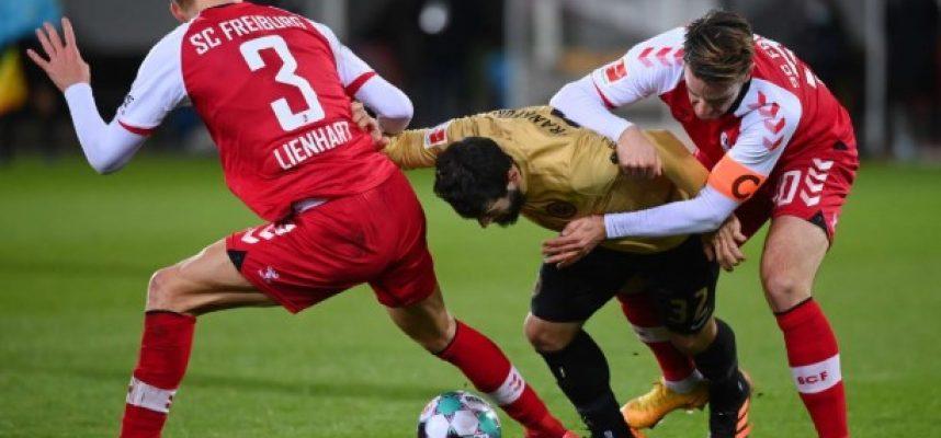 Айнтрахт Франкфурт и Фрайбург завършиха при резултат 2:2 bet365