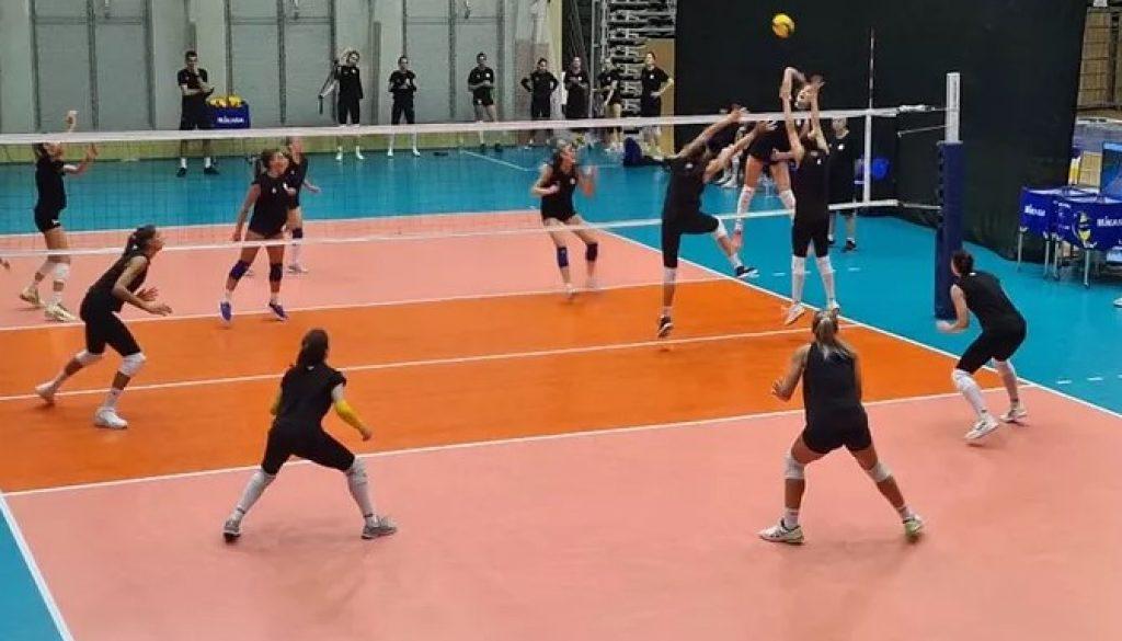 Женският национален отбор на България записа втора убедителна победа над Румъния bet365